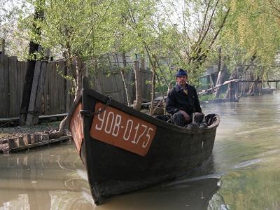 Город на воде -Экскурсии и туры -Однодневные туры -Вилково